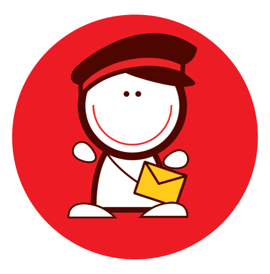 Сам себе почтальон лого