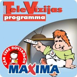Latvijas Televīzijas programma MAXIMA