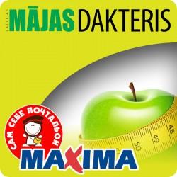 Latvijas Mājas dakteris MAXIMA