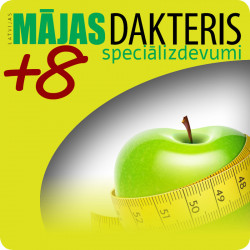 Latvijas Mājas dakteris +8 speciālizdevumi